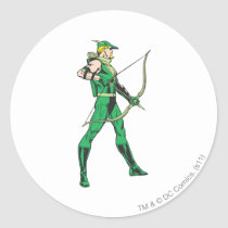 green, arrow, emerald, archer, battling, bowman, mayor, queen, super, friends, auu, lanu, lau'ava, justice league heroes, justice, league, justice league logo, justice league, logo, hero, heroes, dc comics, comics, comic, comic book, comic book hero, comic hero, comic heroes, comic book heroes, dc comic book heroes, batman, bat man, the dark knight, superman, super man, green lantern, wonder woman, shazam, green arrow, hawk man, Sticker with custom graphic design