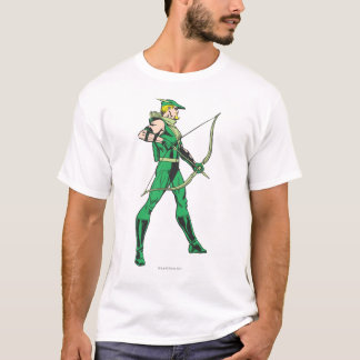 Green Arrow Profile T-Shirt