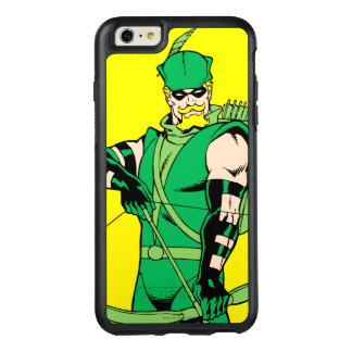 Green Arrow Standing with Bow OtterBox iPhone 6/6s Plus Case