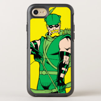 Green Arrow Standing with Bow OtterBox Symmetry iPhone 7 Case