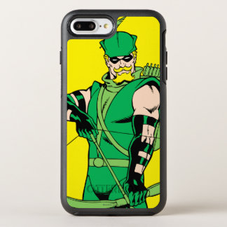Green Arrow Standing with Bow OtterBox Symmetry iPhone 8 Plus/7 Plus Case