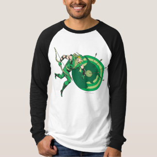 Green Arrow with Target 2 T-shirt