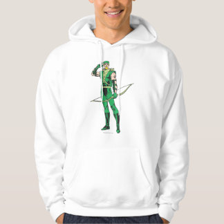 Green Arrow with Target Hoodie
