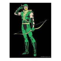 green, arrow, emerald, archer, battling, bowman, mayor, queen, super, friends, auu, lanu, lau'ava, justice league heroes, justice, league, justice league logo, justice league, logo, hero, heroes, dc comics, comics, comic, comic book, comic book hero, comic hero, comic heroes, comic book heroes, dc comic book heroes, batman, bat man, the dark knight, superman, super man, green lantern, wonder woman, shazam, green arrow, hawk man, Postcard with custom graphic design