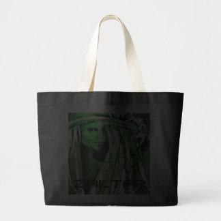 GREEN ARTISTIC BAG_Zaltar Bags