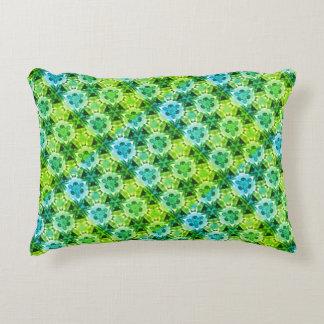 Green as Spring Decorative Pillow