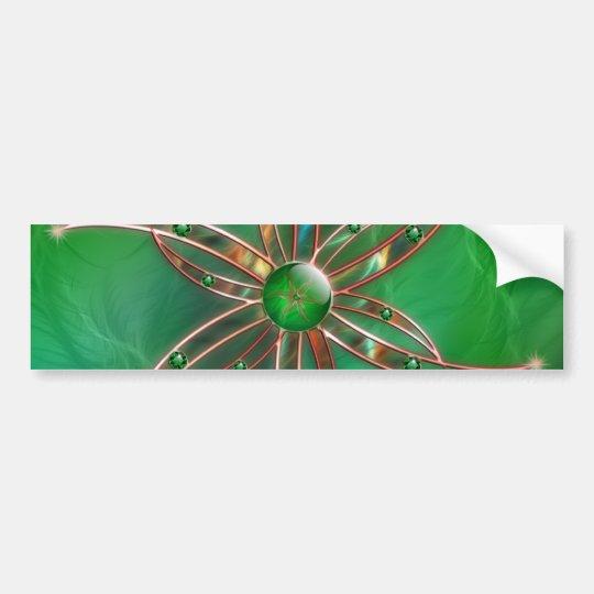 Green As the Grass Bumper Sticker
