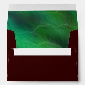 Green As the Grass Envelope