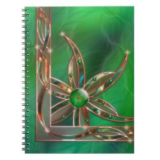 Green As the Grass Notebook