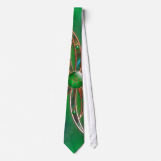 Green As the Grass Tie