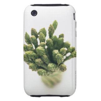Green Asparagus iPhone 3 Tough Cases