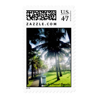 Green at the Capitol Postage
