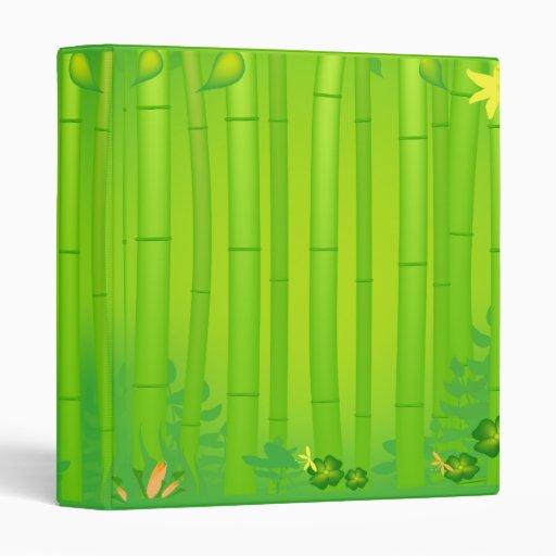 Green Avery Binder