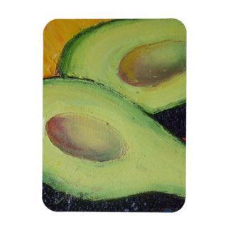 Green Avocado Magnet