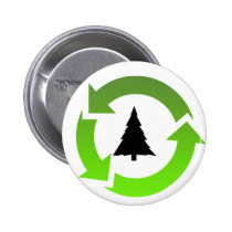 green awareness Gifts Button