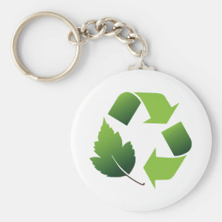 Green Awareness Gifts Keychain