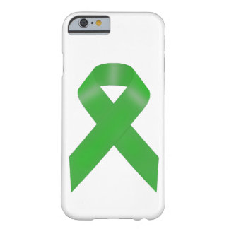 Green Awareness Ribbon Barely There iPhone 6 Case