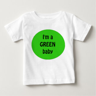 Green Baby - infant shirt