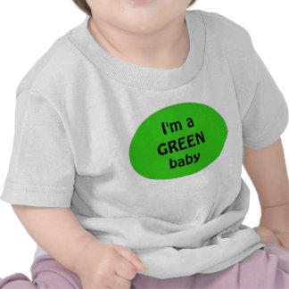 Green Baby - infant shirt