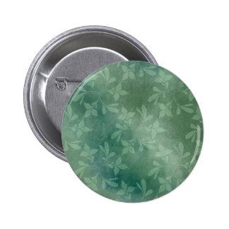 Green background pinback button