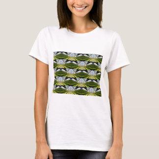 Green background T-Shirt