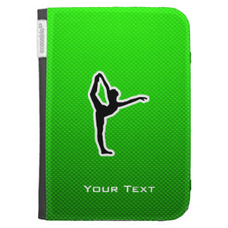 Green Ballet Kindle Covers