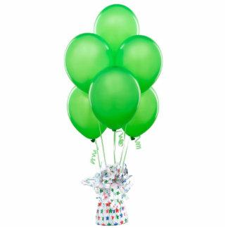 Green Balloons Magnet