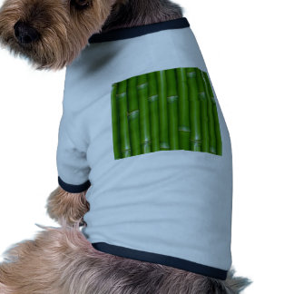 Green Bamboo Doggie Tshirt