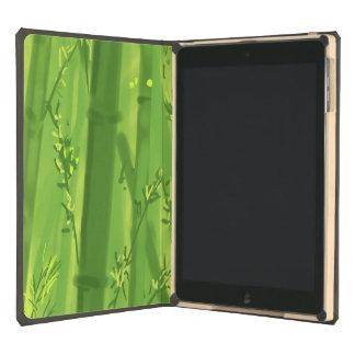 green bamboo iPad Air DODOcase Cover For iPad Air