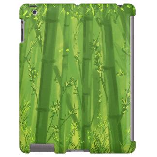 green bamboo iPad Barely