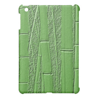 Green Bamboo iPad Mini Cases
