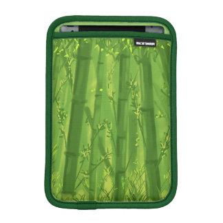 green bamboo ipad mini sleeves