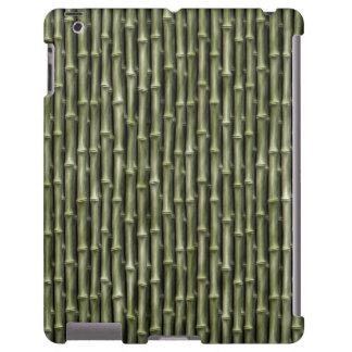 Green Bamboo Nature Pattern