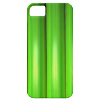Green bamboo set iPhone SE/5/5s case