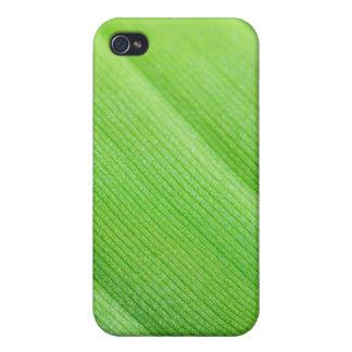 Green banana leaf iPhone 4/4S covers