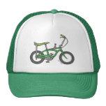 Green Banana Seat Bike Hat
