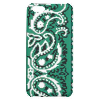 Green Bandana -- I iPhone 5C Covers