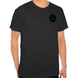 Green Baphomet Pocket T-Shirt