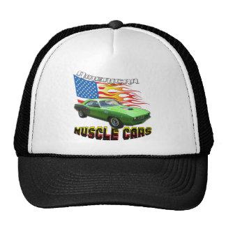 Green Barracuda Trucker Hat