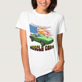 Green Barracuda T Shirt
