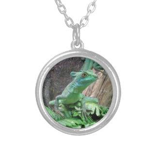 Green Basilisk Jewelry