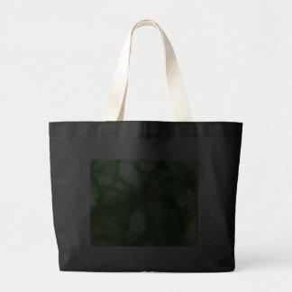 green_batik_pattern tote bag