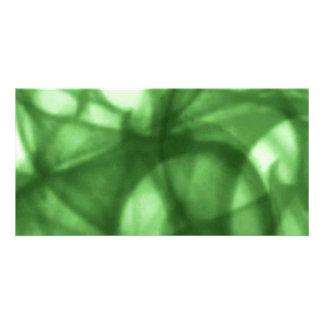 green_batik_pattern card