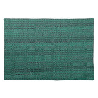 Green Batik Placemat