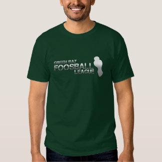 Green Bay Foosball League T Shirts