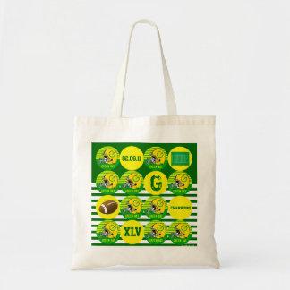 Green Bay Football Champs Bag