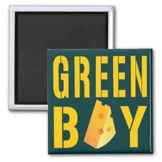 Green Bay Refrigerator Magnet