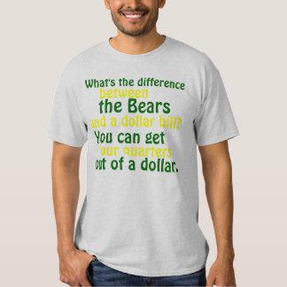 Green Bay Packer Rival T-shirt. Shirt