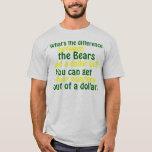 Green Bay Packer Rival T-shirt. T-Shirt