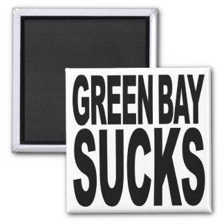 Green Bay Sucks Magnet